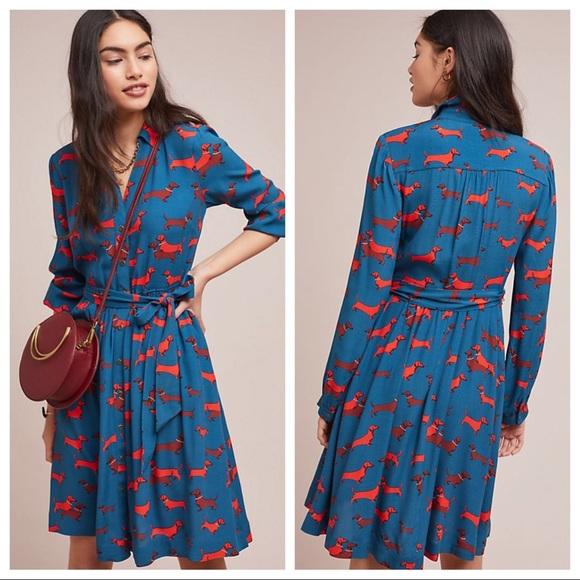 c3e647837b7b Anthropologie Dresses | Anthro 52 Conversations Colloquial ...